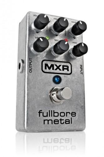 Dunlop M116 MXR Fullbore Metal хай-гейн дисторшн педаль
