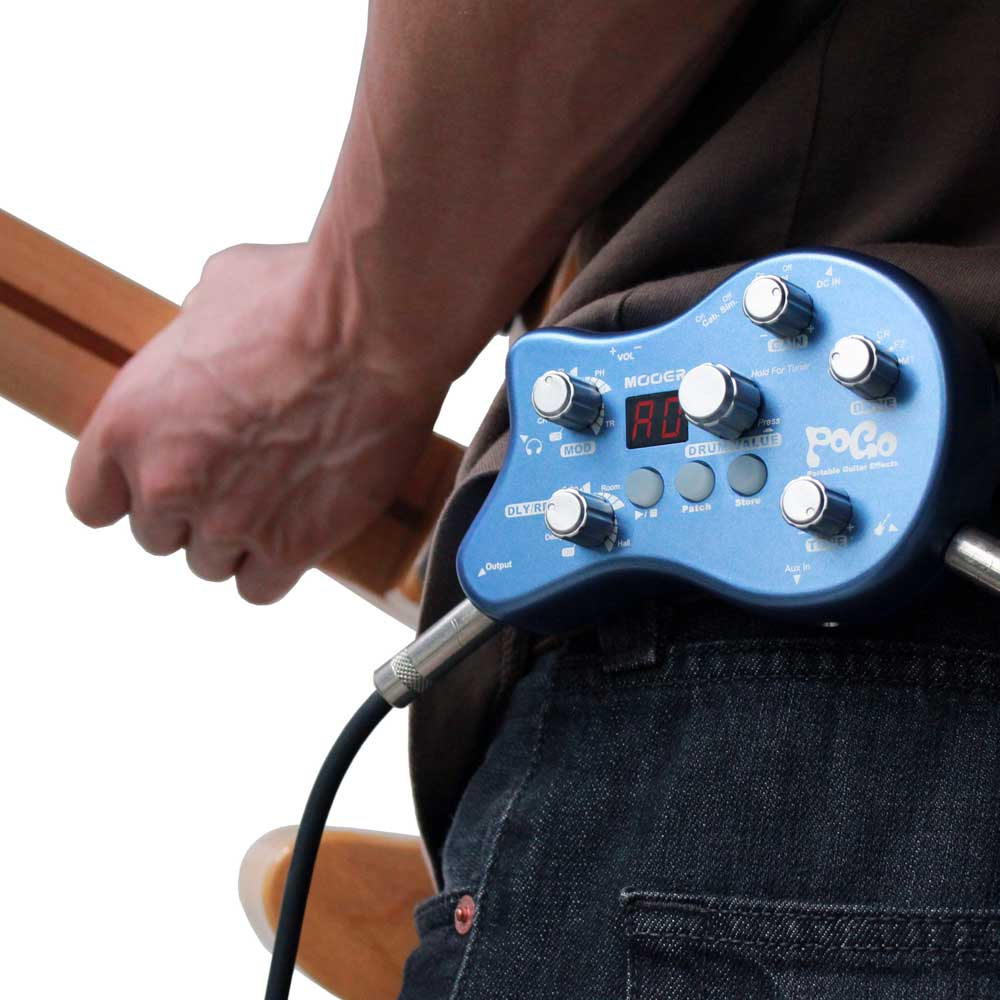 Mooer Pogo гитарный процессор