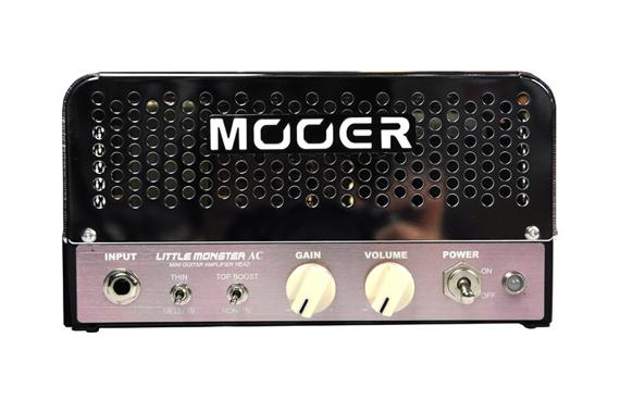 Mooer Little Monster AC ламповый гитарный усилитель 5Вт
