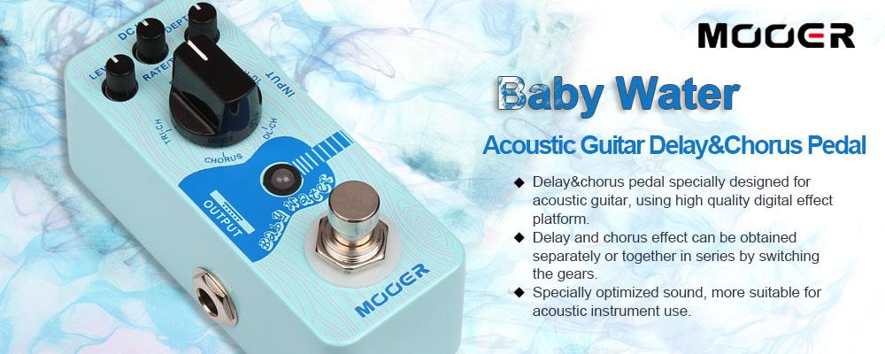 Mooer Baby Water -