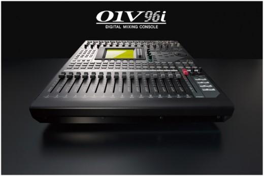 Yamaha 01V96i цифровая микшерная консоль
