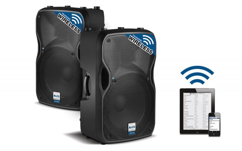 Alto Professional Truesonic Series Wireless TS112W TS115W