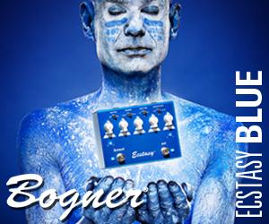 Bogner Ecstasy Blue Overdrive