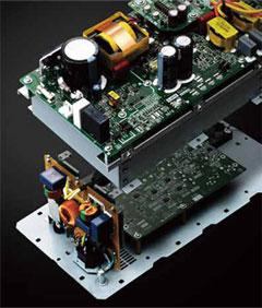 Yamaha DXR ClassD amp