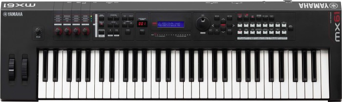 Yamaha MX61 синтезатор
