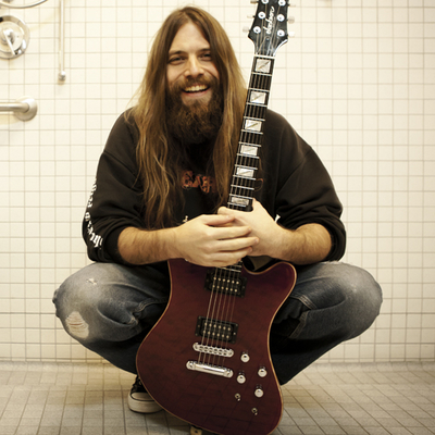 Mark Morton Lamb of God DiMarzio Dominion