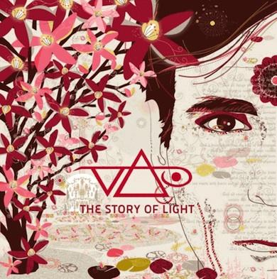 Steve Vai The Story of Light 2012
