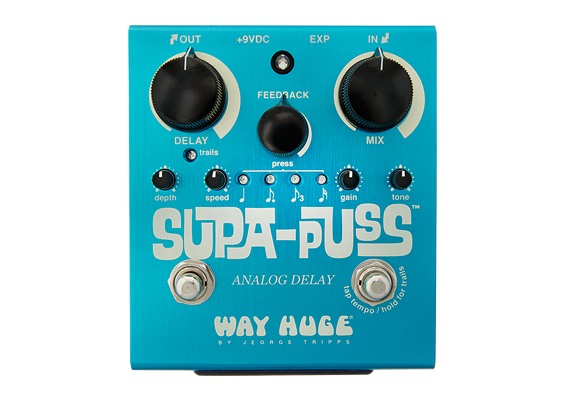 Way Huge Supa-Puss Analog Dealy