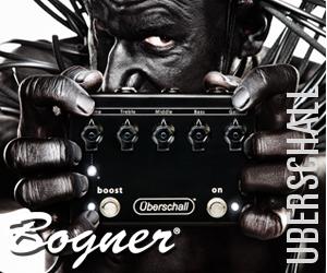 Bogner Uberschall pedal