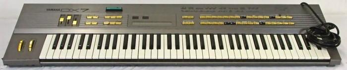 Yamaha DX7II Centennial синтезатор