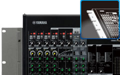 Yamaha MGP series MGP12X MGP16X rack ears