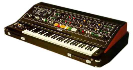 Yamaha CS80 синтезатор