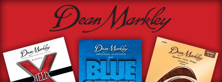Dean Markley струны купить
