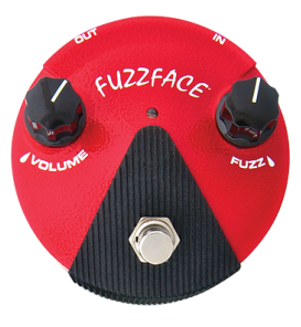 Dunlop FuzzFace Mini Germanium