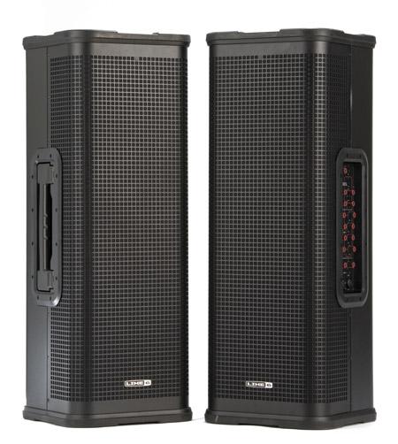 Line6 L3t акустические системы MIPA2013