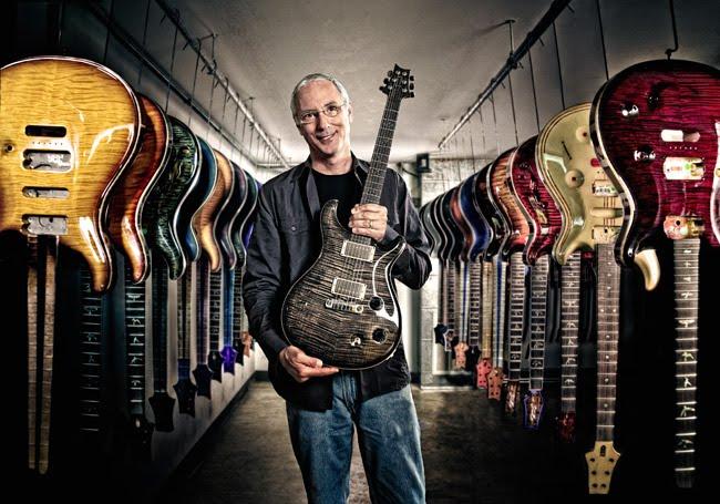 Пол Рид Смит гитары PRS Guitars купить в Украине