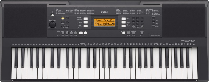 Yamaha PSR-E343 синтезатор