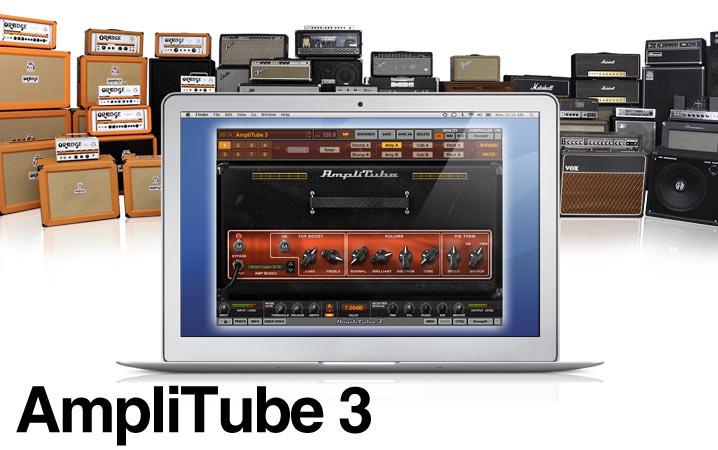 IK Multimedia Amplitube3 купить