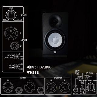 Студийные мониторы Yamaha HS5 HS7 HS 8 HS8S