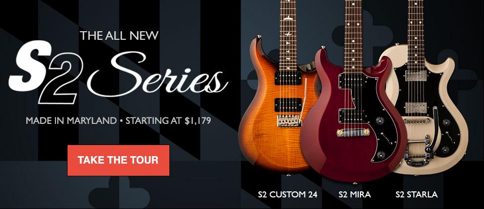 PRS S2 гитара купить в Украине