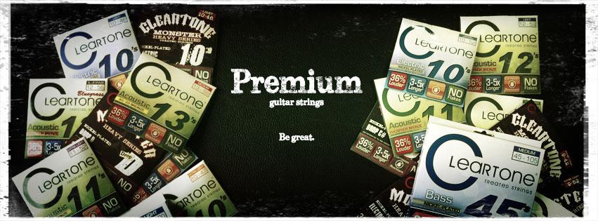Струны для гитары Cleartone USA купить
