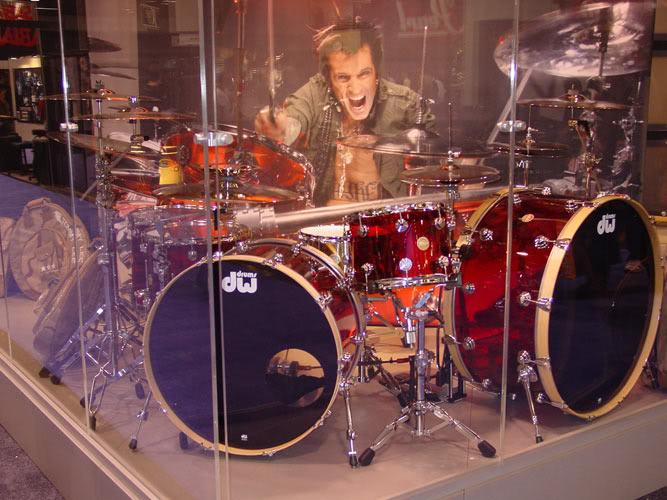 Tommy Lee DW Drums купить в Украине