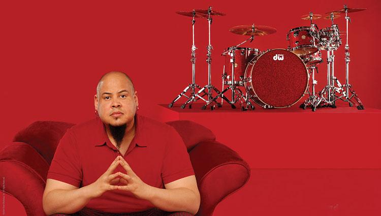 Abe Laboriel Jr. DW Drums барабаны купить