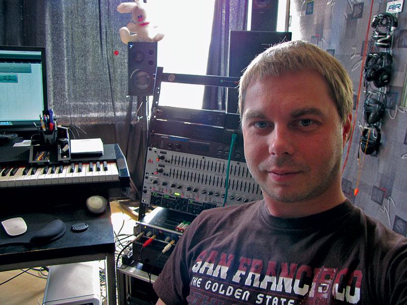 Александр Жижченко Tomato Jaws Airstudio статья Домашнее Музыкотворчество