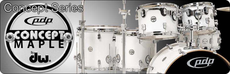 DW Drum Workshop PDP барабаны купить в Украине