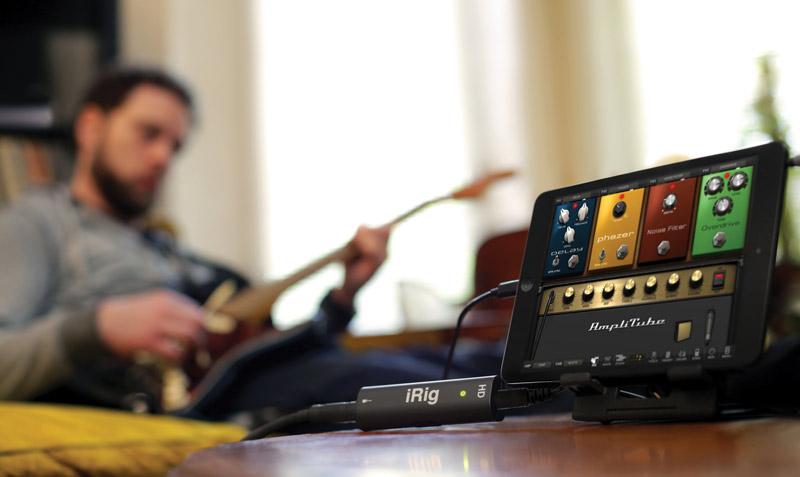 Обзор популярных мобильных аудиоинтерфейсов для планшетов и смартфонов JAM.UA
