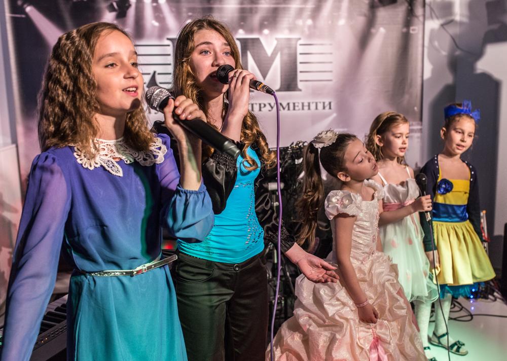 Концерт студия музыкального развития JAM Киев Драгоманова 31Д 18 мая 2014