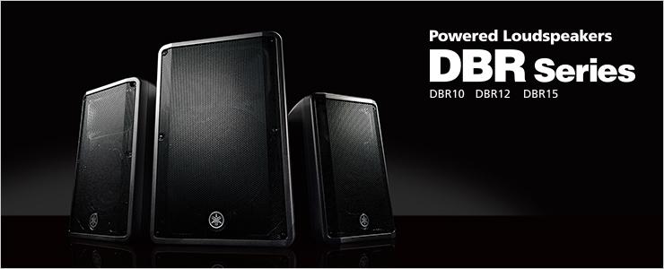 Yamaha DBR акустические системы JAM.UA