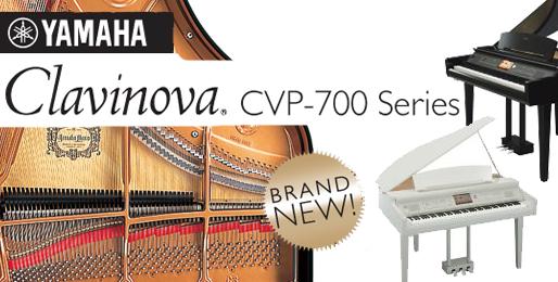 Yamaha Clavinova CVP-701 CVP-705 CVP-709 в продаже в сети магазинов JAM 0800-50-49-49 067-405-31-31