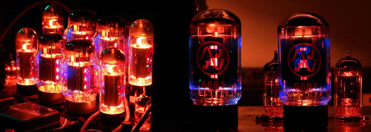 JJ Electronic лампы купить в Украине
