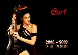 Cort каталог 2008-2009