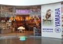 Музыкальный магазин Yamaha Киев ТЦ Ocean Plaza