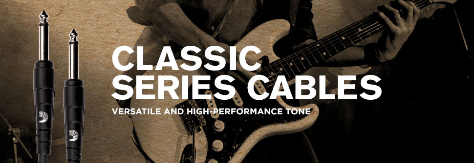Planet Waves Classic Series Cables - JAM.UA