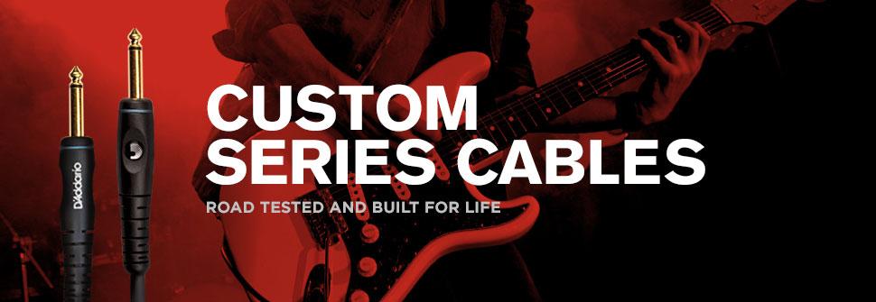 Planet Waves Custom Series Cables - JAM.UA