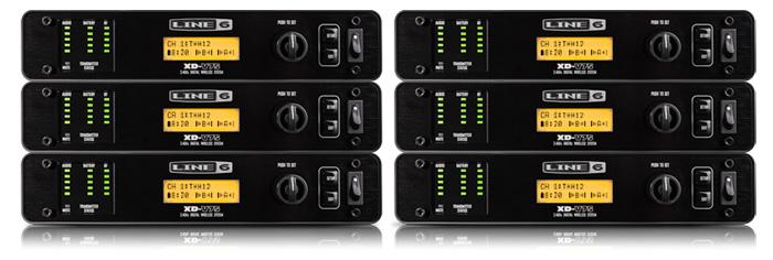 Line6 XD-V75 радиосистема