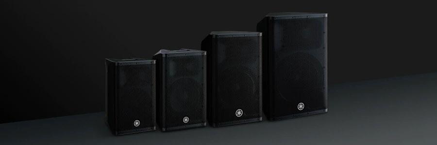 Yamaha DXR mk2 - JAM.UA