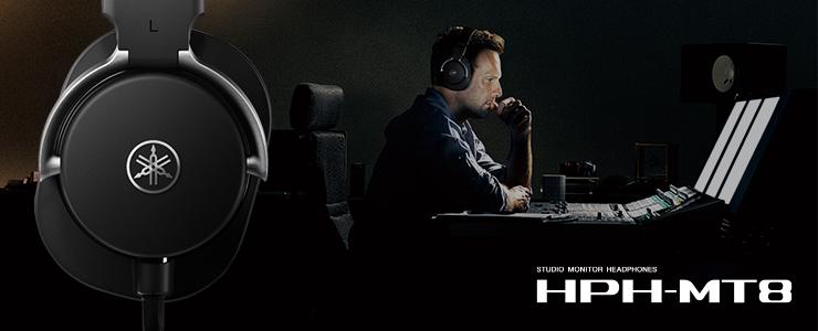 Yamaha HPH-MT8 - JAM.UA