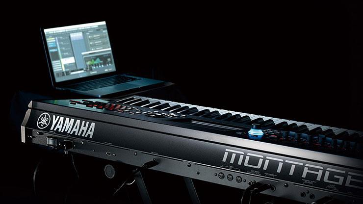 Yamaha Montage - JAM.UA