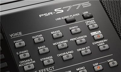 Yamaha PSR-S775 - JAM.UA