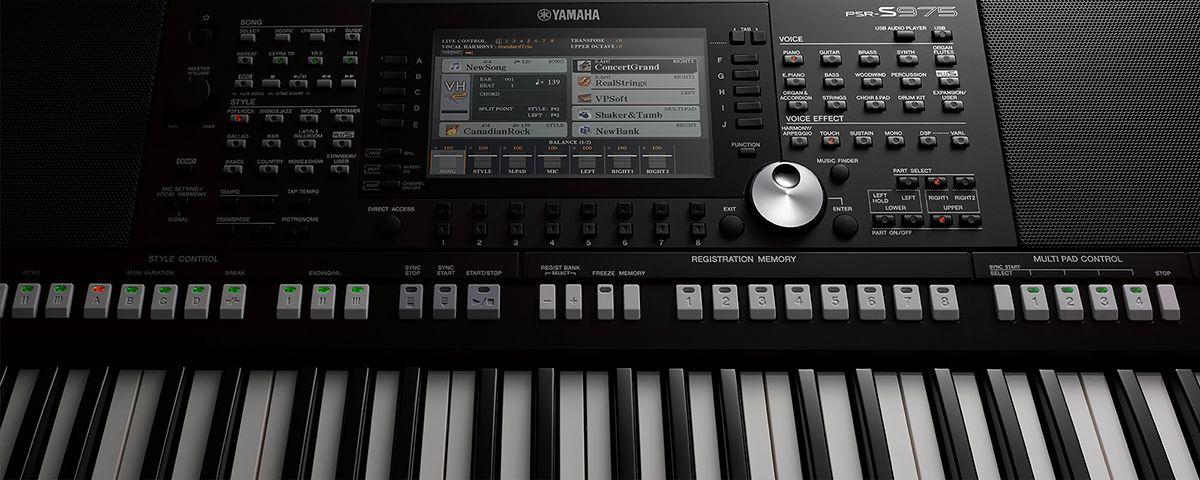 Yamaha PSR-S975 - JAM.UA